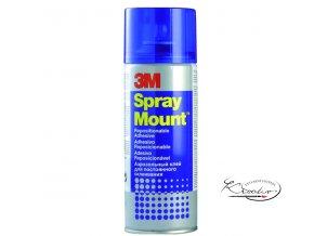 Lepidlo ve spreji 400 ml 3M Spray Mount