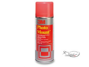 Lepidlo ve spreji 200 ml 3M Photo Mount