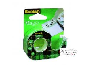 Lepicí páska Scotch Magic 19x7,5 mm