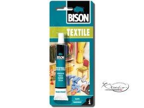 Lepidlo na textil Bison 25ml