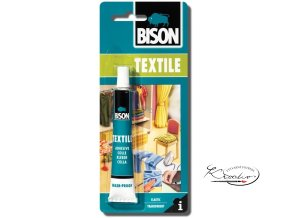 Lepidlo na textil Bison 25ml