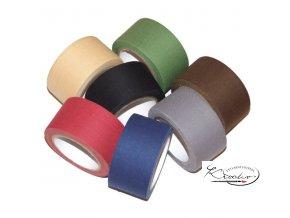 Lepící páska kobercová 5cm x 10m Mix barev