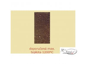 Keramická hlína MK - šamotová hnědá hrubá 10kg