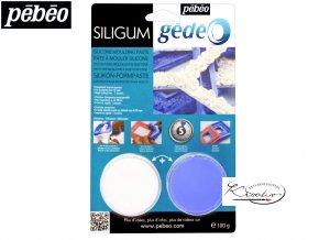 Silikonová pasta Gédéo Siligum 100g