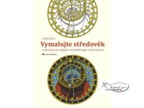Antistresové omalovánky - Středověk