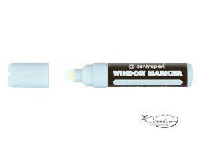 Popisovač 9121 bílý křídový Centropen