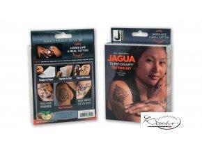 Souprava pro dočasné tetování JAGUA