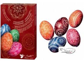 Sada k dekorování vajíček - Gravírování