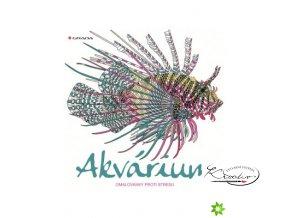 Antistresové omalovánky - Akvárium