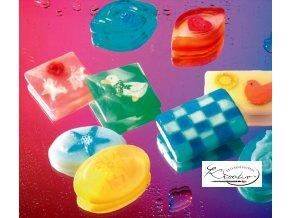 Forma na sádrové odlitky, mýdlo - Moderna