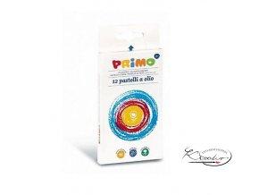 Olejové pastely Primo 12