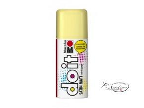 Do-it Color spray 022 pastelová žlutá