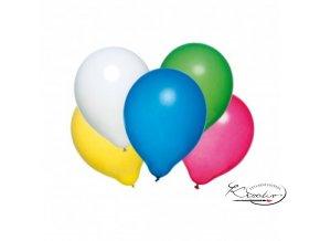 Balónky nafukovací Mix barev 100