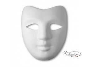 meyco paper mache mask venetian 18 x 215cm