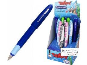 Centropen bombičkové pero 2166 Shark - mix barev