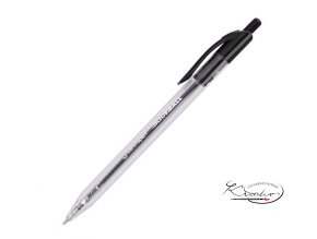 Kuličkové pero Centropen Slideball 0,3 mm - černé