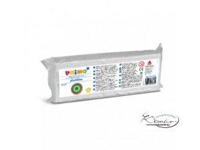 Plastelína PRIMO 550g - Bílá