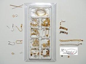 Set na výrobu náušnic a šperků