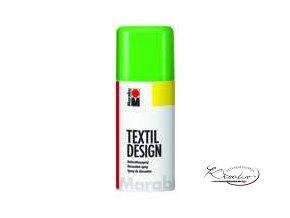 TextilDesign spray - 365 neon zelený