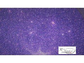 Glitterový pudr 20g - fialový