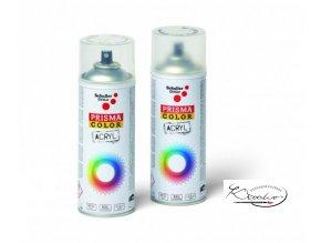 Prisma Color Acryl Lack spray 91055 - Transparentní lesklý