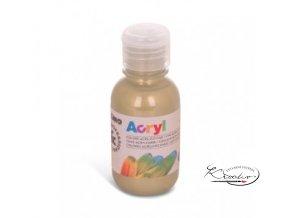 Akrylová barva Primo 125 ml - bronzová
