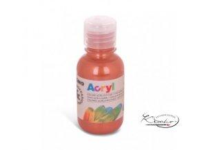 Akrylová barva Primo 125 ml - měděná