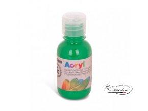 Akrylová barva Primo 125 ml - zelená