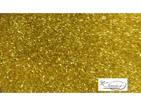 Glitr sypací 14ml - zlatý