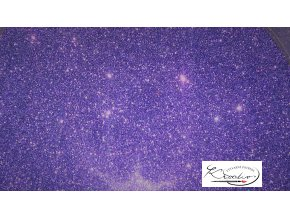 Glitr sypací 14ml - fialový
