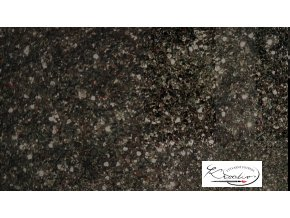 Glitr sypací 14ml - černý
