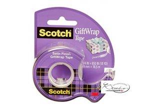 Lepící páska Scotch 19 x 7,5 m