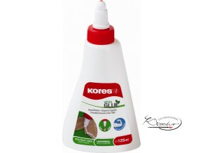Kores White Glue lepidlo 125 ml