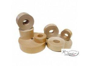 Klihová papírová lepící páska 2,5 cm / 50 m