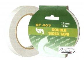 Lepící páska oboustranná 19 mm x 25 m