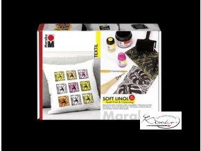 Sada Lino Soft Textil Print & Colouring