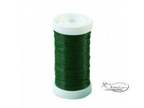 Vázací drát zelený 0,35 mm / 190 m