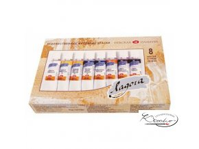 Sada olejových barev Ladoga 8 x 18 ml
