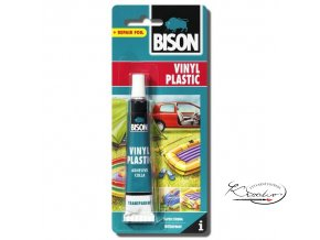 Lepidlo Vinyl Plastic Bison 25ml