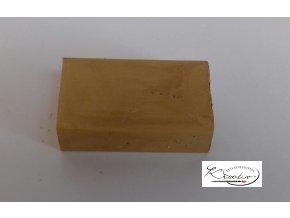 Barva na výrobu mýdla a svíček 11g - Zlatá