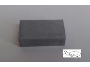 Barva na výrobu mýdla a svíček 11g - Stříbrná