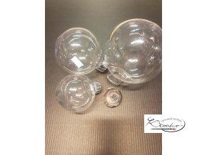 Koule plastová šroubovací 10 cm