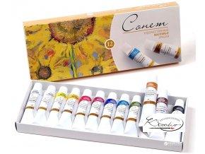 Sada olejových barev Sonnet 12