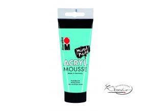 Akrylová pasta Mousse 100 ml - Karibik