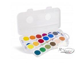 Akvarelové barvy PRIMO 24 x 30 mm