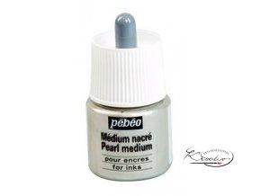 Perleťové médium Pébéo 45 ml