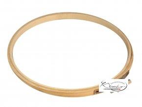 Vyšívací kruh bambusový Ø 18 cm