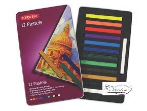 Derwent Pastels 12