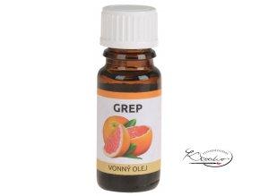 Vonný olej 10 ml - Grep