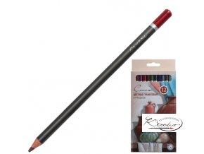 Grafitové rozmývatelné pastelky Sonnet 12 ks